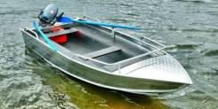 Wyatboat. 2018 год год, длина 3,80м., двигатель без двигателя, 15,00л.с., бензин. Под заказ