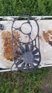 Вентилятор радиатора кондиционера. УАЗ Патриот