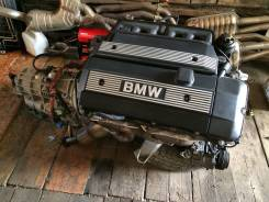 Двигатель в сборе. BMW 3-Series BMW X3 BMW 5-Series Двигатель M54B25