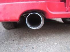 Насадка на глушитель. Subaru Impreza, GGA