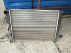 Радиатор охлаждения двигателя. Hyundai i30, GD