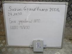 Блок управления автоматом. Suzuki Grand Vitara