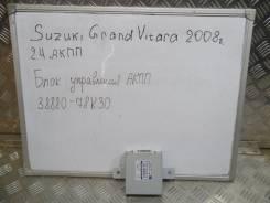 Блок управления автоматом. Suzuki Vitara Suzuki Grand Vitara, JT Двигатели: M16A, J20A, N32A, J24B