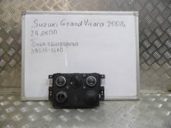 Блок управления климат-контролем. Suzuki Vitara Suzuki Grand Vitara, JT Двигатели: J24B, J20A, N32A, M16A