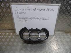 Консоль центральная. Suzuki Vitara Suzuki Grand Vitara, JT, TL52, 3TD62, FTB03 Двигатели: J24B, M16A, N32A, J20A, H25A, G16B