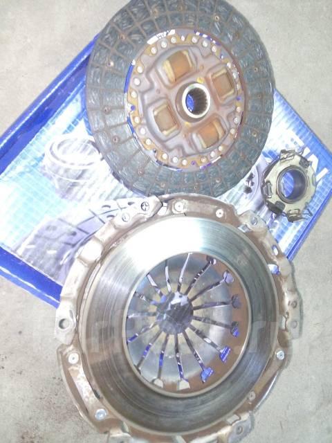 Сцепление. Toyota Auris, ZRE151, NDE150 Toyota Corolla, NDE120, ZRE151, NDE150 Toyota Yaris, NLP90 Toyota Corolla Verso, ZNR11, ZNR11L Двигатели: 1ZRF...