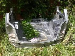 Панель стенок багажного отсека. Volkswagen Touran