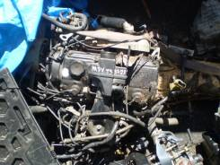 Двигатель. Mitsubishi Delica, PA3V Двигатель 4G63
