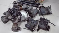 Компрессор кондиционера. Hyundai: Robex, Aero, LC-7, Universe, Gold, Trago, HD Daewoo: Ultra Novus, DE12, Solar, BS106, BH120, BM090 Hino FR Hino Prof...