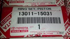 Кольца поршневые. Toyota Tercel, AL20, AL21, AL25 Двигатели: 3A, 2A, 3AC