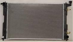 Радиатор охлаждения двигателя. Toyota Vista, ZZV50, SV50, SV55, AZV50, AZV55 Toyota Vista Ardeo, SV50, AZV50, AZV55, SV55, ZZV50 Двигатели: 3SFE, 1ZZF...