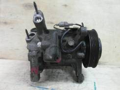 Компрессор кондиционера. Toyota Chaser, JZX100 Двигатель 1JZGE