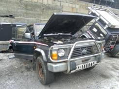 Дуга. Nissan Safari, WYY60, VRY60, WRGY60, WRY60, VRGY60, WGY60, FGY60