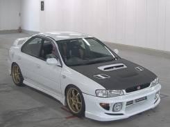 Subaru Impreza WRX STI. механика, 4wd, 2.0 (280 л.с.), бензин, 121 тыс. км, б/п, нет птс. Под заказ