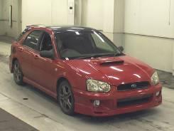 Subaru Impreza WRX. механика, 4wd, 2.0 (250 л.с.), бензин, 110 тыс. км, б/п, нет птс. Под заказ