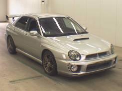 Subaru Impreza WRX. механика, 4wd, 2.0 (250 л.с.), бензин, 121 тыс. км, б/п, нет птс. Под заказ