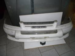 Бампер. Toyota Sprinter Carib, AE114G, AE114