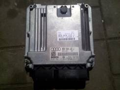 Блок управления двс. Audi A4, B7