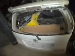 Дверь багажника. Toyota Corolla Spacio, NZE121, NZE121N