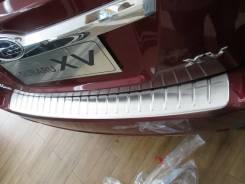 Накладка на бампер. Subaru XV, GP7, GPE, GP. Под заказ