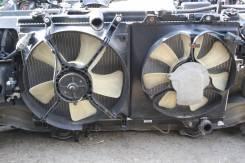 Радиатор охлаждения двигателя. Toyota Caldina, ST190G, ST210G, ST198V, ST191G, ST190, ST191, ST198, ST210 Двигатели: 3SFE, 4SFE
