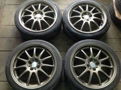 Work Emotion 11R. 7.0x17, 4x100.00, ET53