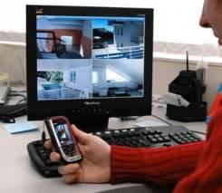 Монтаж систем видеонаблюдения, в магазинах, котэджах, дешевле любой фирмы