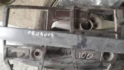 Накладка багажника. Toyota Probox
