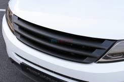Решетка радиатора тюнинг KIA Sorento 2012г. рейсталинг. Kia Sorento, XM