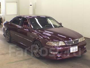Toyota Mark II. механика, задний, 2.5 (280 л.с.), бензин, б/п, нет птс. Под заказ
