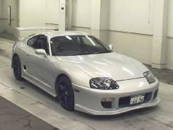 Toyota Supra. механика, задний, 3.0 (280 л.с.), бензин, 116 тыс. км, б/п, нет птс. Под заказ