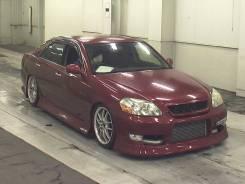 Toyota Mark II. механика, задний, 2.5 (280 л.с.), бензин, 84 тыс. км, б/п, нет птс. Под заказ