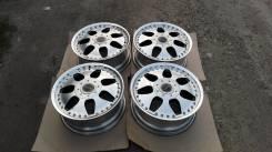 Bridgestone Lowenzahn. 7.0x17, 5x100.00, 5x114.30, ET52, ЦО 70,0мм.
