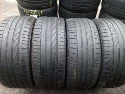 Bridgestone Potenza RE050A Run Flat. Летние, износ: 30%, 4 шт