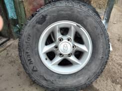 Hyundai. 7.0x15, 6x139.70, ET20, ЦО 110,0мм.