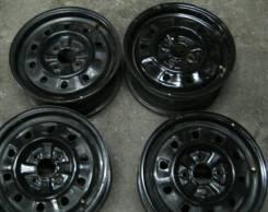 Nissan. 6.0x15, 4x114.30, ET39, ЦО 68,0мм. Под заказ