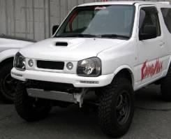 Решетка радиатора. Suzuki Jimny Wide, JB43W, JB33W Suzuki Jimny Sierra, JB43W Suzuki Jimny, JB23W, JB43W, JB33W, JB43. Под заказ