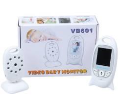 Видеоняня Luxsure VB601 с ночным видением и двусторонней связью