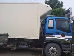 Isuzu Giga. Продам грузовик Isuzu GIGA (рефрижератор), 12 068 куб. см., 14 620 кг.