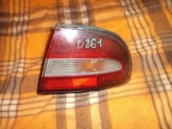 Стоп-сигнал. Mitsubishi Galant, E53A Двигатели: 4G93, 6A11
