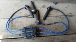 Высоковольтные провода. Subaru Legacy B4 Subaru Legacy Subaru Forester Subaru Impreza Двигатели: EJ202, EJ20X, EJ15, EJ152