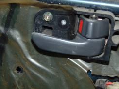 Ручка двери внутренняя. Toyota Corona, ST190, AT190 Двигатели: 4AFE, 4SFE