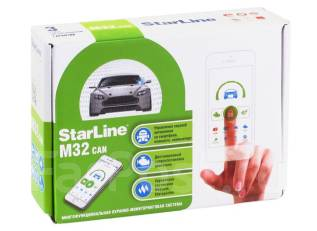 GSM/GPS Starline M32 T