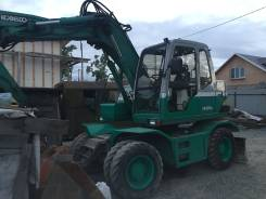 Kobelco SK100. Продам колесный экскаватор W, 0,50куб. м.