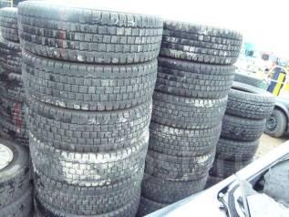 Bridgestone Blizzak W969. Всесезонные, 2009 год, износ: 5%, 6 шт