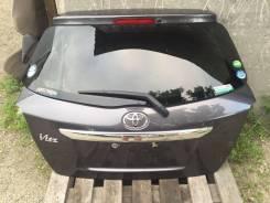 Дверь багажника. Toyota Vitz, KSP130