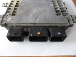 Блок управления двс. Nissan Tiida Nissan Note, E11 Двигатель HR15DE