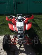 Irbis ATV 250, 2014. исправен, есть птс, с пробегом