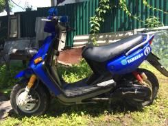 Yamaha BWS 100. 100 куб. см., исправен, без птс, с пробегом