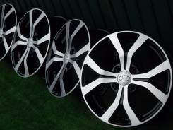 Hyundai Solaris. 6.0x15, 4x100.00, ET48